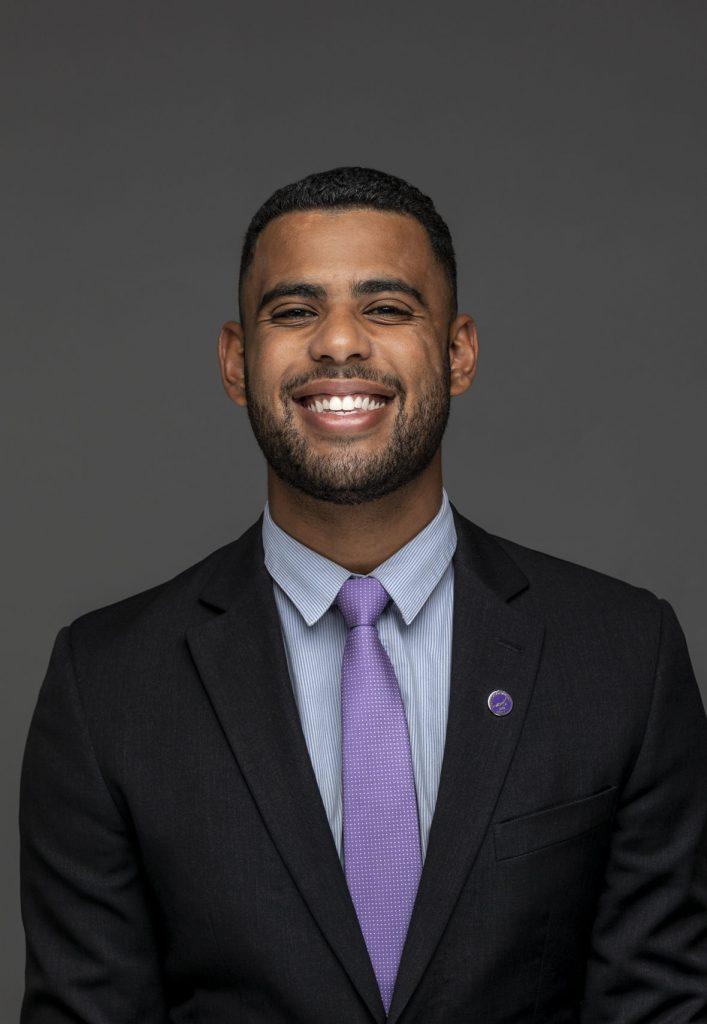 Noah Wolf - Director of Alumni Relations